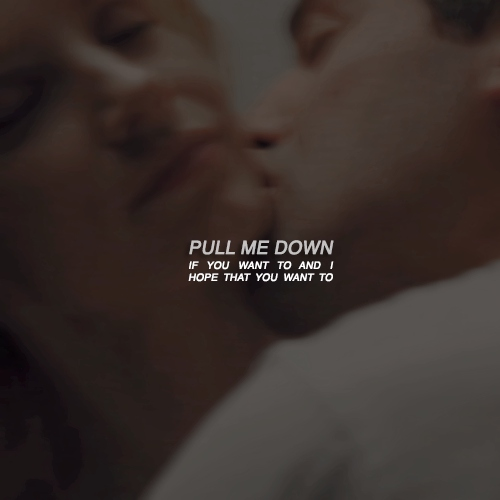 pull me down.
