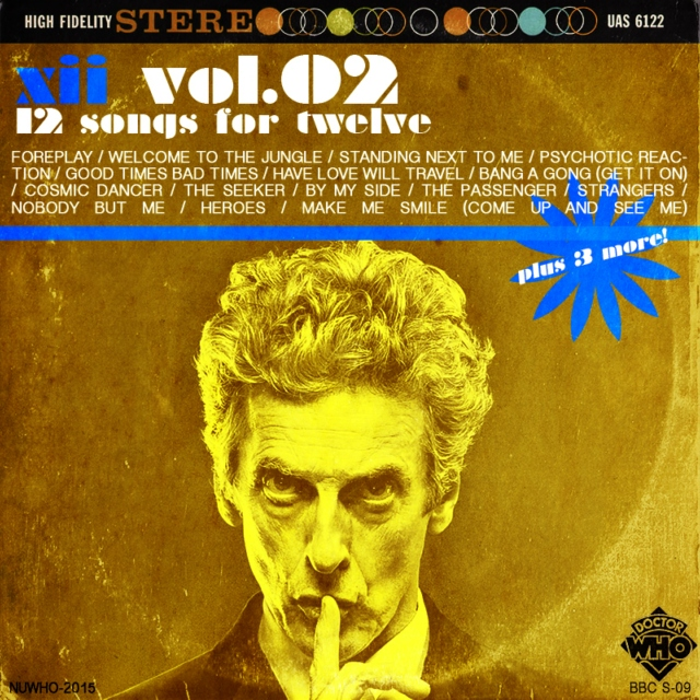 XII — 12 songs for Twelve — Vol.02