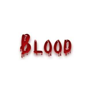 """Blood"" in the song title"