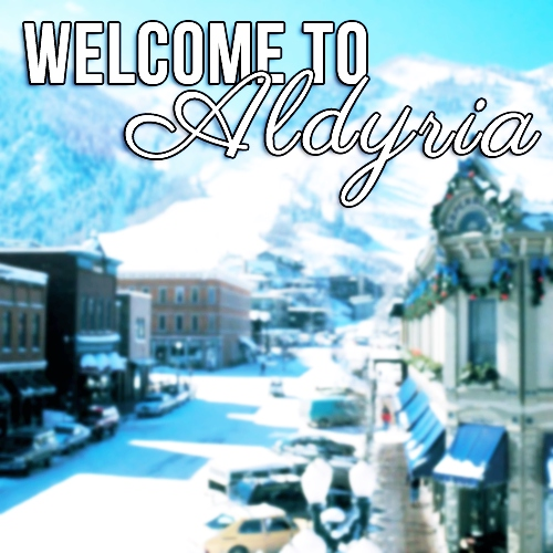 Welcome to Aldyria, CO.