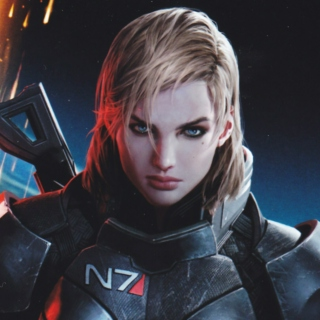 FemShep (aka 'The Queen of My Heart')
