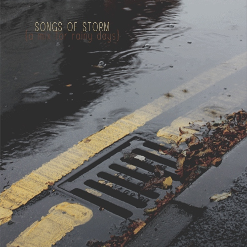 songs of storm;