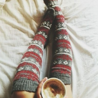 Hot Cocoa, Popcorn and a Warm Blanket