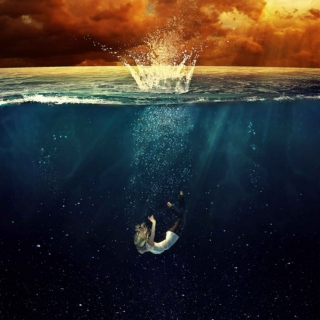 Thrown in The Deep