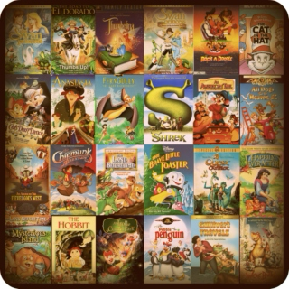 Non Disney Animated Movie Soundtracks