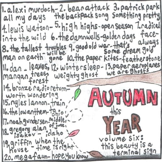 Autumn This Year Volume 6: This Beauty is a Terminal Sign