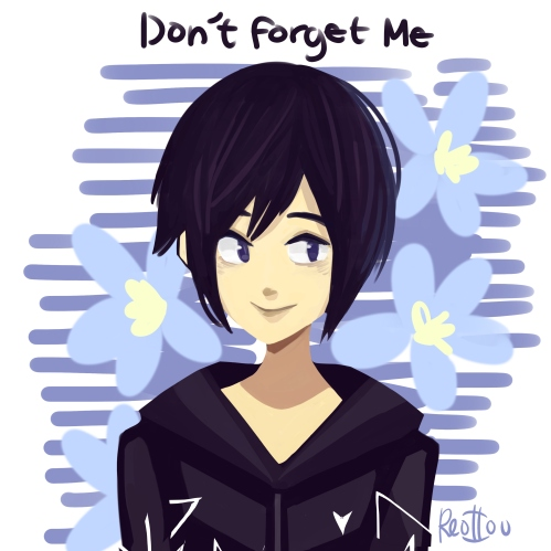 Never Forget-me Not