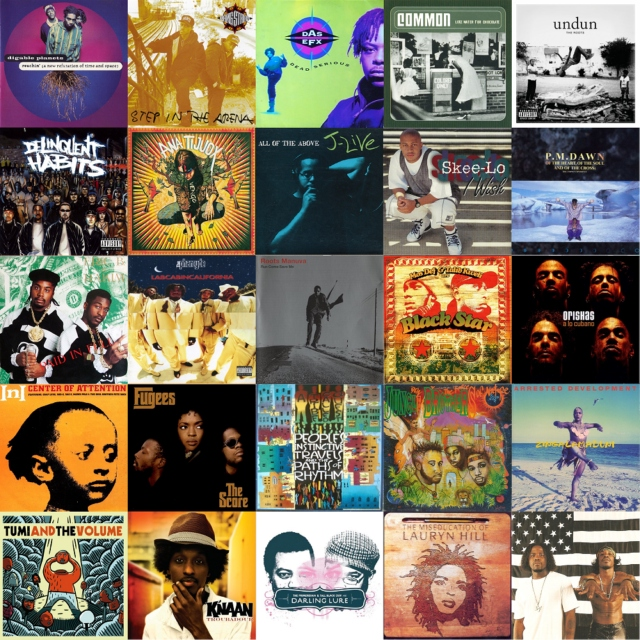 Cool Like Dat - Different Flavours Of Hip-Hop