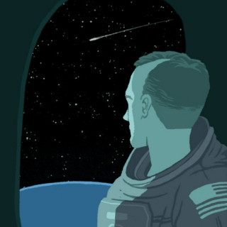 being alone in outer space