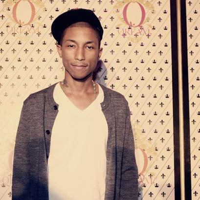 Pharrell William: There She Goes