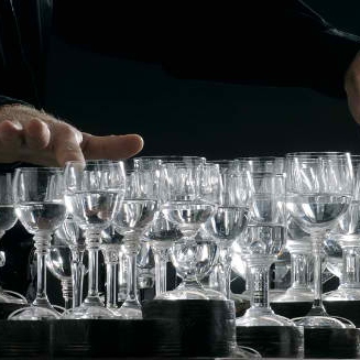 Glass Harp Melodies