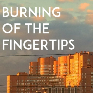 burning of the fingertips #2