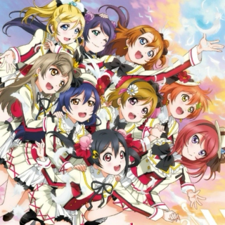 START:DASH!! ~ Love Live School Idol Duo/Trio Songs Mix ~