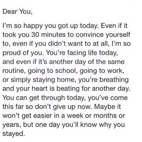 stay strong x