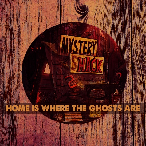 Home Is Where The Ghosts Are