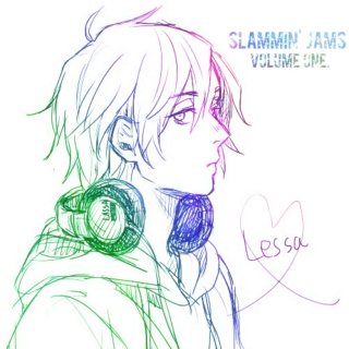 Lessa's Potluck of Slamming Jams VOL. I