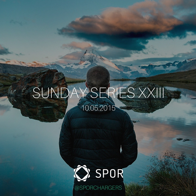 SPOR Sunday Series XXIII