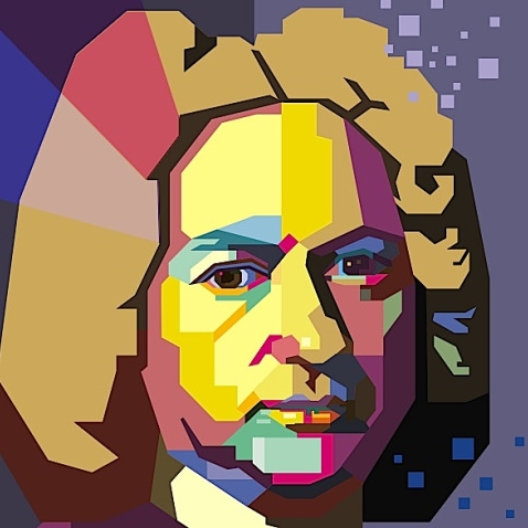 Bach in full color