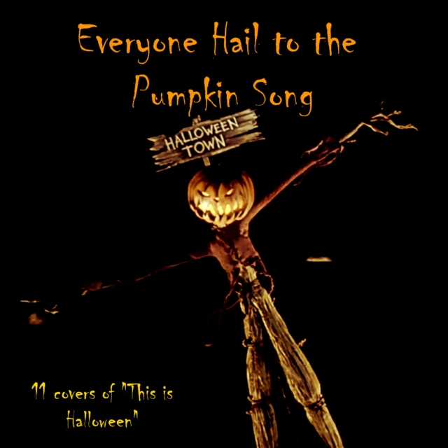 Everyone Hail to the Pumpkin Song