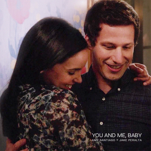 AMY + JAKE: you and me, baby
