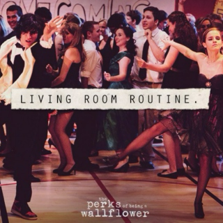 Living Room Routine? Living Room Routine!