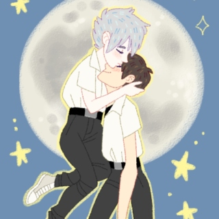 Watch The Stars With Me, Shinji-Kun