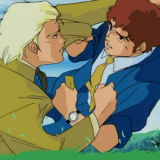 NO CHILDREN - Char/Amuro FST