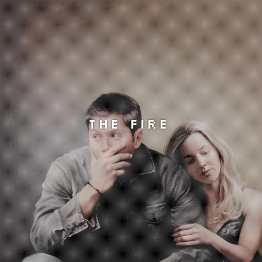 the fire { chestervelle }