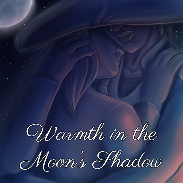 Warmth in the Moon's Shadow