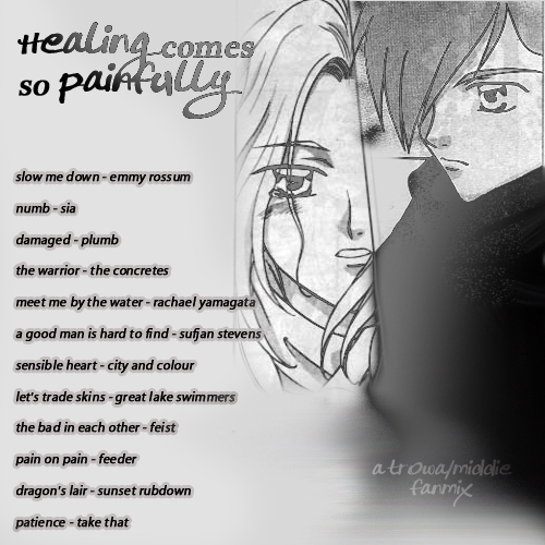 Healing comes so painfully - 3xMU mix