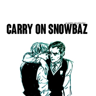 carry on snowbaz