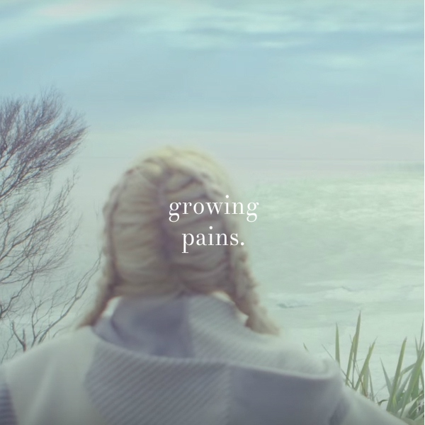 growing pains.