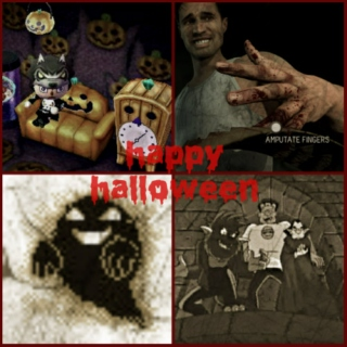 spooky ween of hallows mix #629
