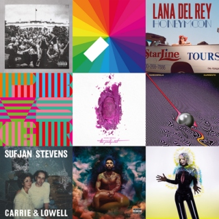 My Year In Music.