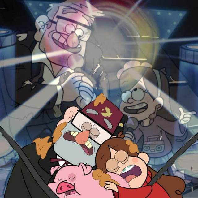 ℱℴꝛℯⱴℯꝛ and ℇⱴℯꝛ ⧉ A Stan and Mabel Playlist