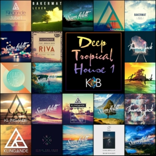 Deep Tropical House 100 (Part 1)