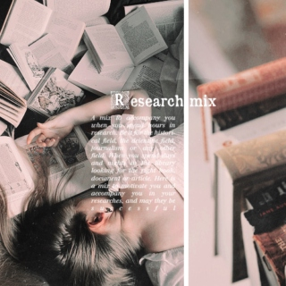 Research mix