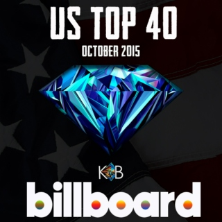 Billboard Top 40 (US) Oct 2015