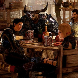 Dragon Age: Inquisition Tavern songs