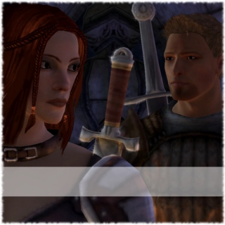 touch my world with your fingertips (alistair/warden)