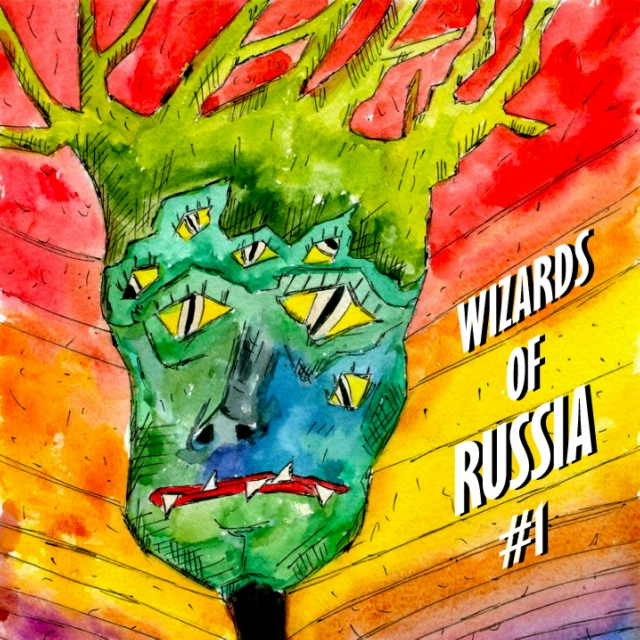 Wizards Of Russia #1