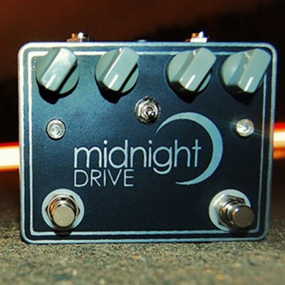 Future Stories of Midnight Drive Into a Pure Shore