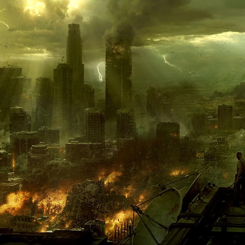 Writing Inspiration: Post-Apocalyptic