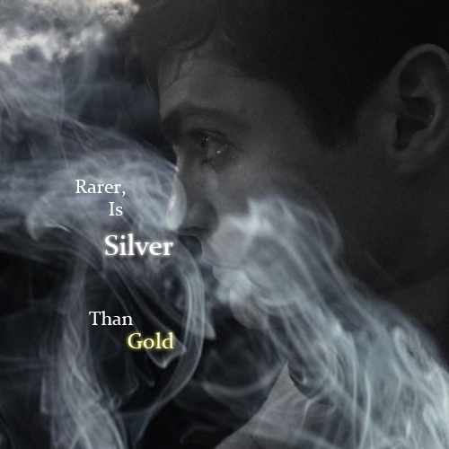 Rarer, Is Silver Than Gold