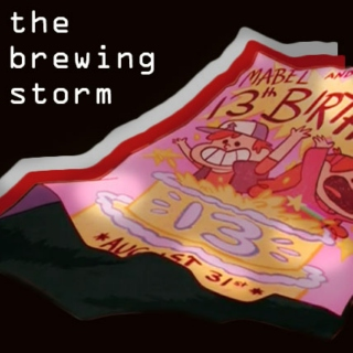 the brewing storm