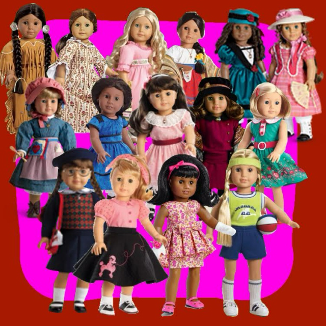 ℒook ȶo ȶhe ℘ast ✮ An American Girl Mix {{Side A}}