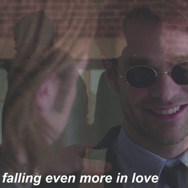 falling even more in love
