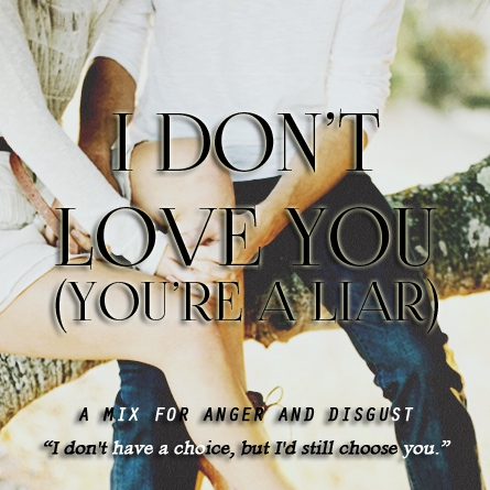 I Don't Love You (You're A Liar)