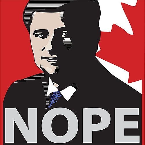 Stephen Harper Going Away Party Playlist