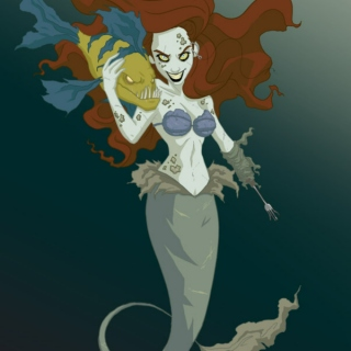 Twisted Princess: Ariel
